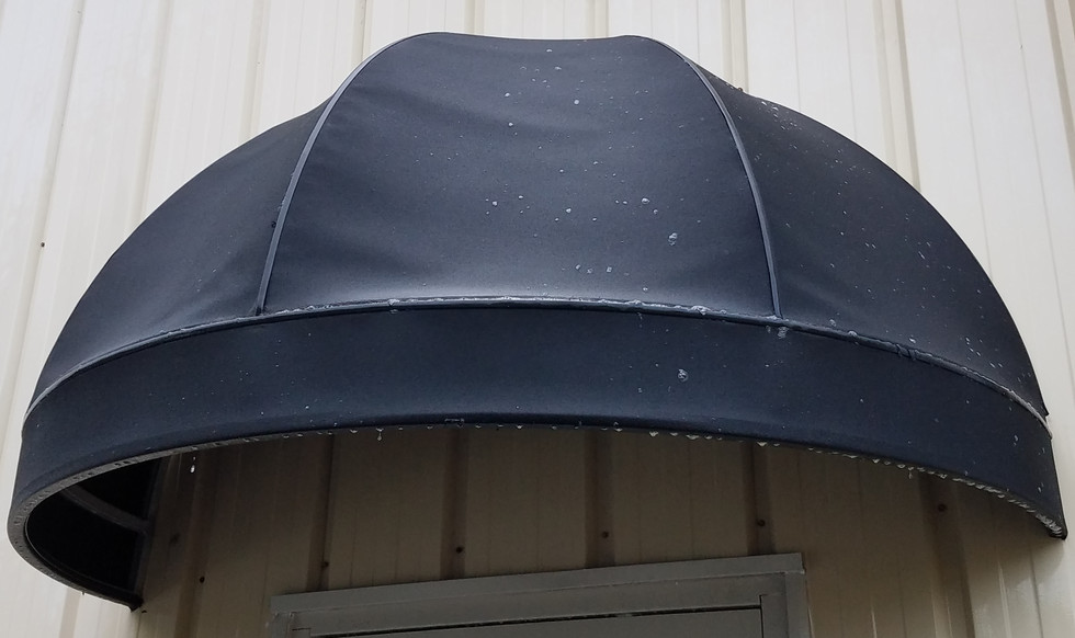 Awning Cleaning-After