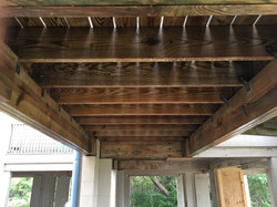UNDER DECK CLEANING-AFTER