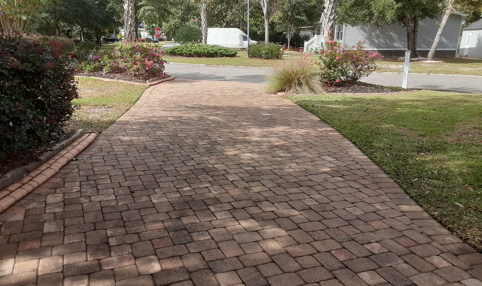 Driveway Cleaning