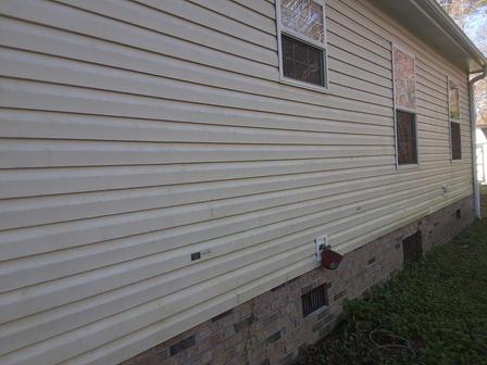 HOUSE WASHING-BEFORE