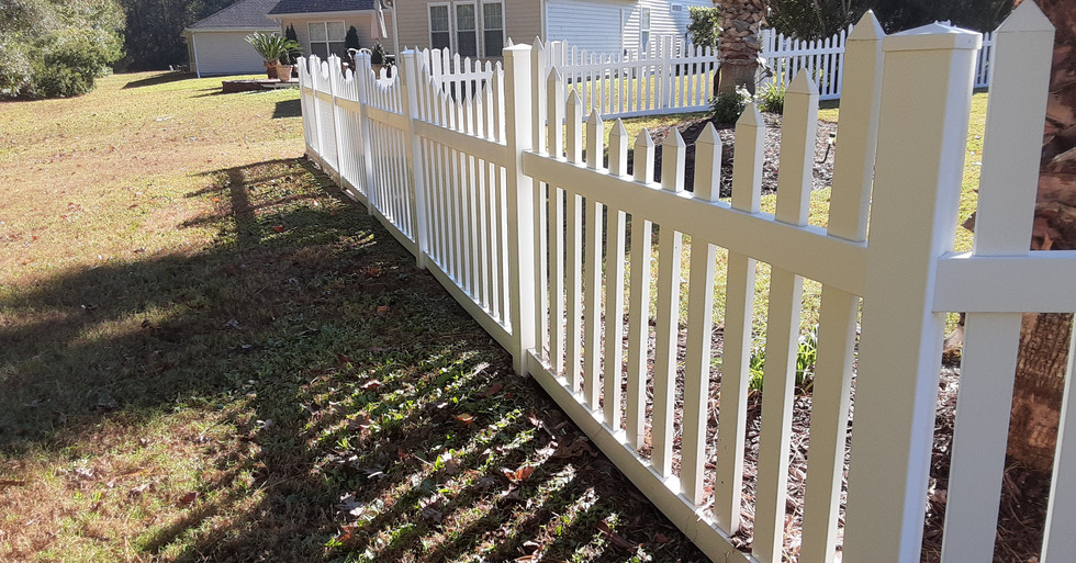 Fence Cleaning Murrells Inlet