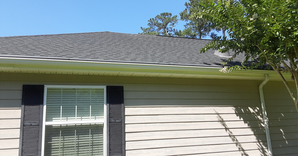 Murrells Inlet Roof Cleaning-After