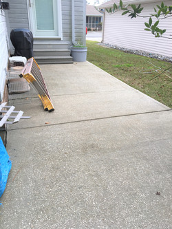 Patio Cleaning in Garden City