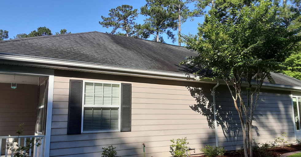 Murrells Inlet Roof Cleaning-Before
