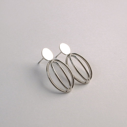 Leiki earrings 3D / korvakorut 3D