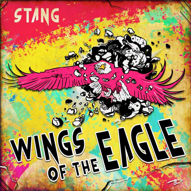 STÄNG Wings of the Eagle