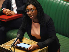 Equalities minister said she does not 'care about colonialism' in leaked messages