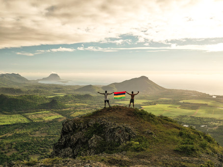 Our favorite hike in Mauritius