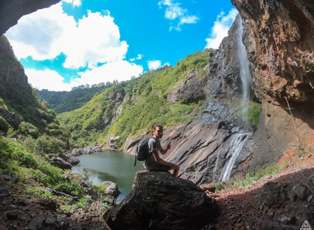 Trekking Tamarind Falls in Mauritius - Discover Up To 11 Waterfalls!