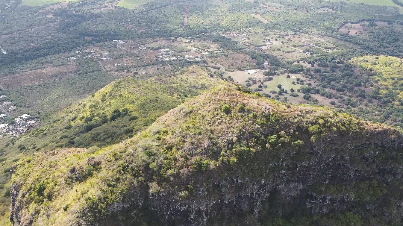 Hiking in Mauritius Island