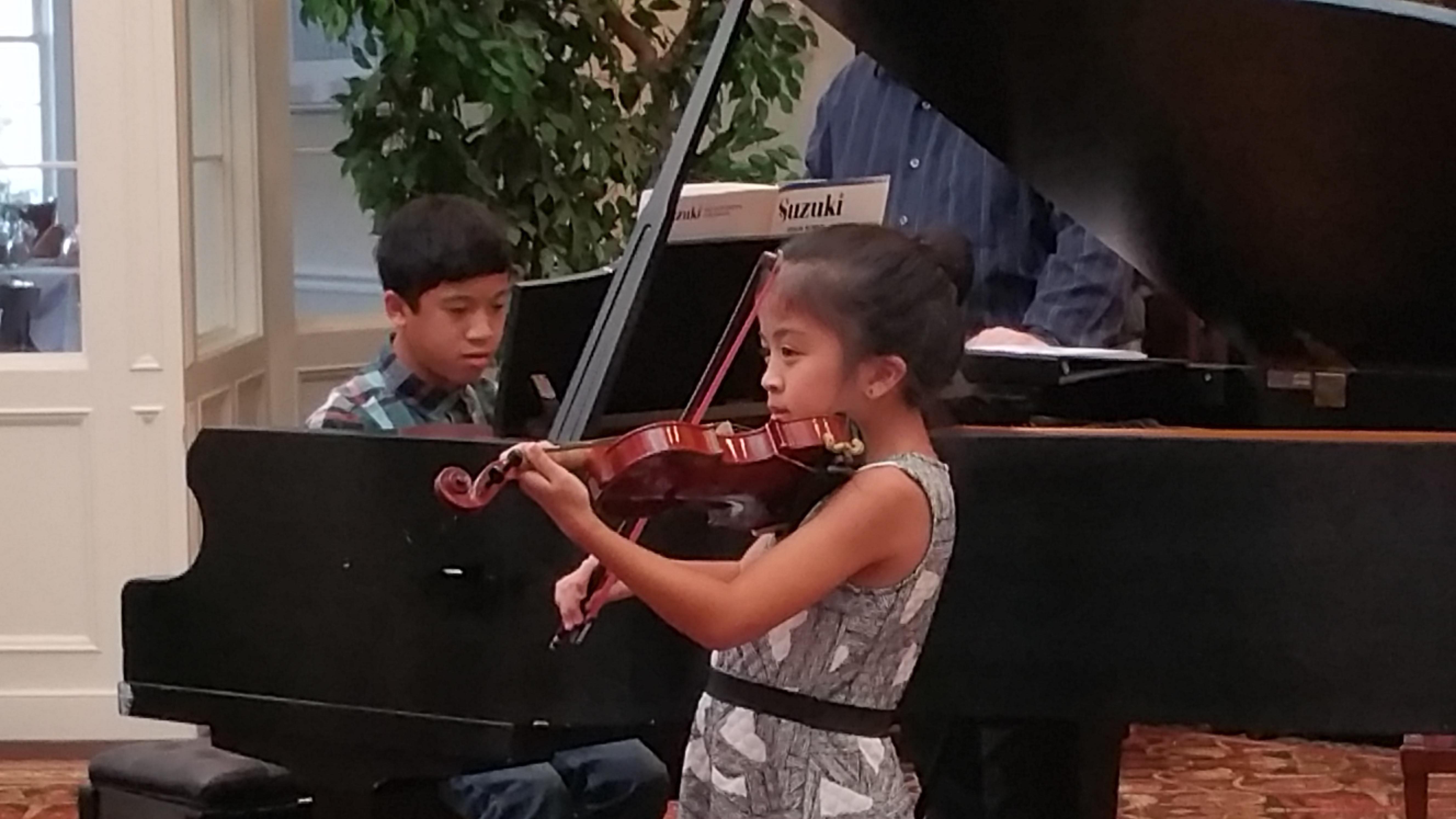 Jason and Alana, Duet