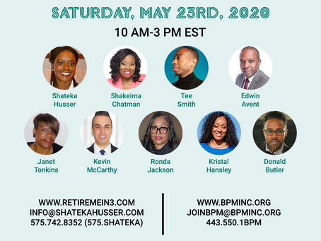 Register Today: Generational Wealth Summit!