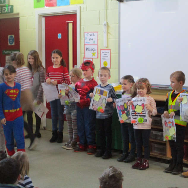 Road Safety Day - our competition winner