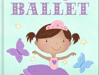 Best Books for Children Interested in Dance