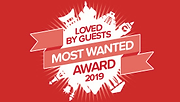 Loved By Guests Most Wanted Award 2019.p