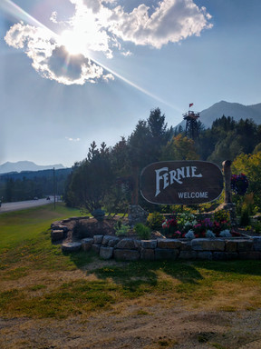 Fernie, British Columbia: A Laid Back Mountain Town