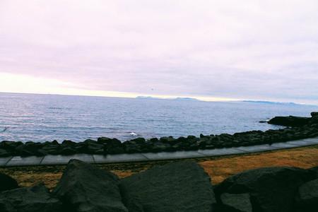 Coast of Keflavik