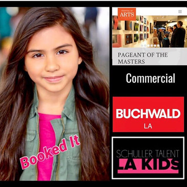 Super excited to Book this Commercial we