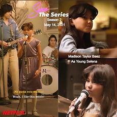 Netflix Young Selena