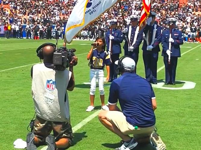 Rams vs Raiders 2018
