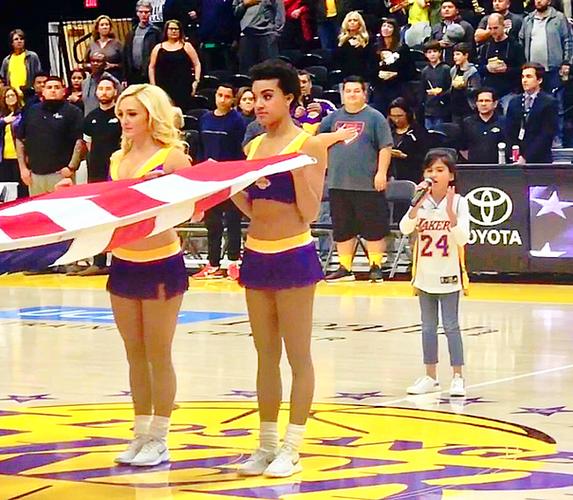 LA Lakers 2018