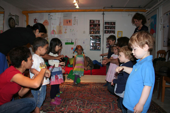 Gruppenunterricht 2014
