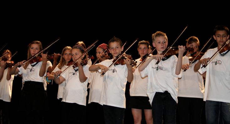 Haïti-Konzert 2010
