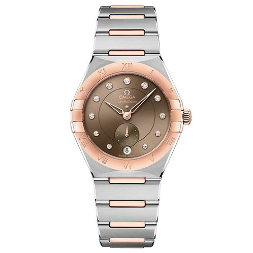 Omega Constellation Co-axial Master Chronometer small seconds 34mm