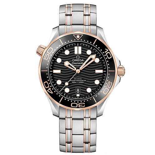 Omega Seamaster Diver 300M Co‑Axial Master Chronometer 42 mm