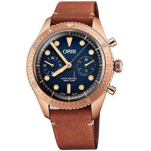 Oris Diver Carl Brashear Chronograph Limited Edition