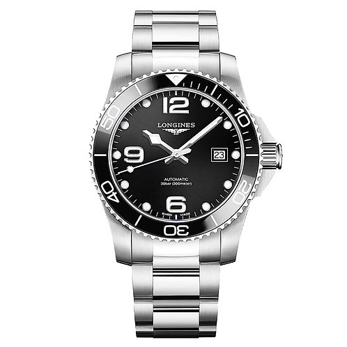 Longines HydroConquest negro 41 mm L37814566