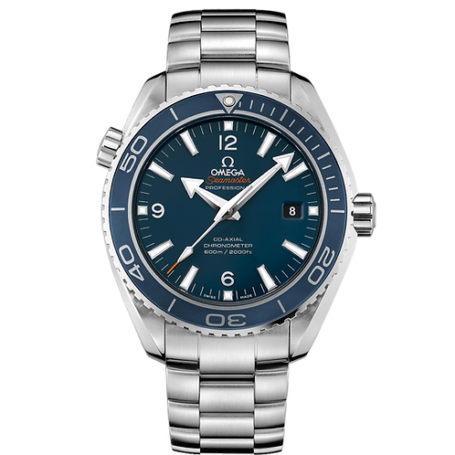 Omega Seamaster Planet Ocean 600M Omega Co‑Axial 45,5 mm