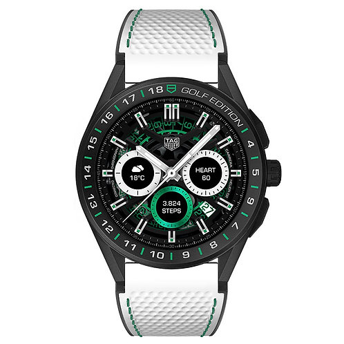 TAG Heuer Connected Golf Edition 45 mm SBG8A82.EB0206