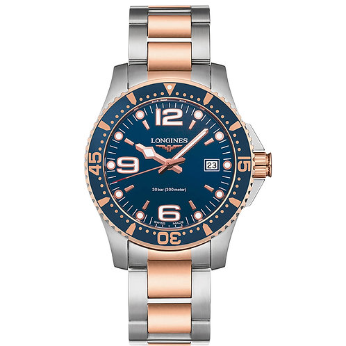 Longines HydroConquest azul 41 mm L37403987