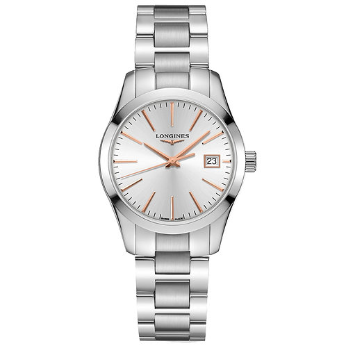 Longines Conquest Classic 34mm L23864726