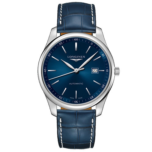 Longines Master Collection azul 42mm L28934920
