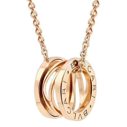 Collar Bvlgari B. Zero1 Design Legend Zaha Hadid