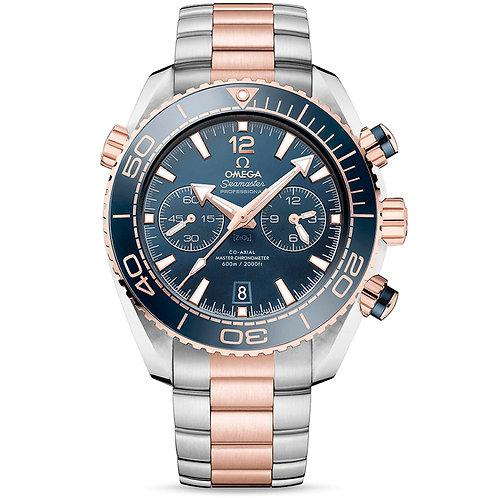 Omega Seamaster Planet Ocean 600M Co‑Axial Master Chronometer Chronograph 45,5 m