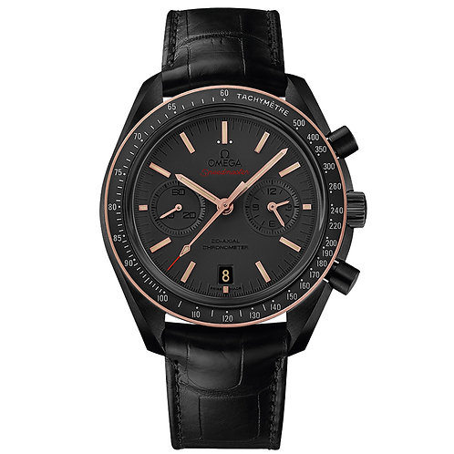"""Omega Speedmaster Moonwatch """"Sedna Black"""" Co‑Axial Chronograph 44,25 mm"""