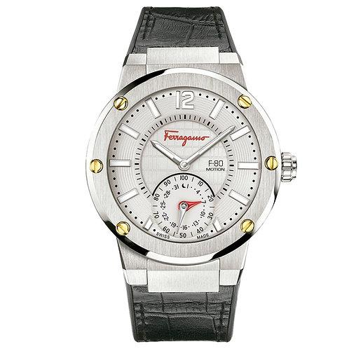 Salvatore Ferragamo F-80 SMART04 Smart Watch blanco