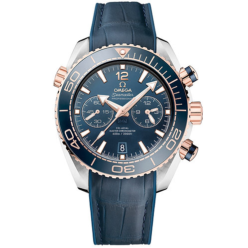 Omega Planet Ocean 600M Co‑Axial Master Chronometer Chronograph 45,5 mm