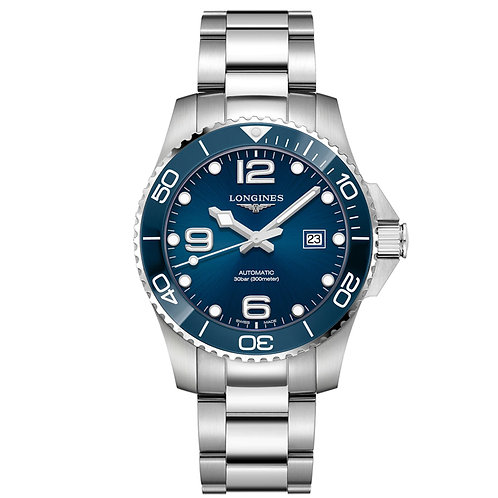 Longines HydroConquest azul 43 mm L37824966