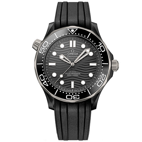 Omega Seamaster Diver 300M Omega Co‑Axial Master Chronometer 43,5 mm