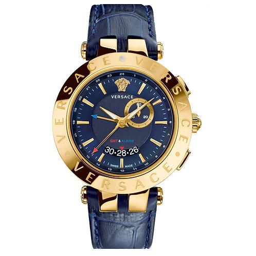 Versace V-Race GMT azul