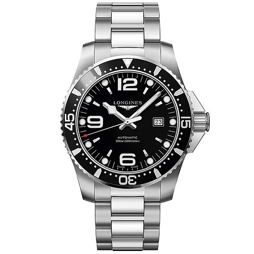 Longines HydroConquest negro 44 mm L38414566