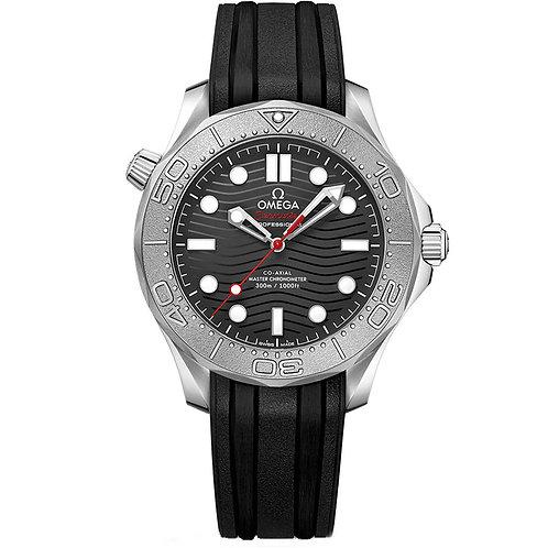 Omega Seamaster Diver 300M Omega Co‑Axial Master Chronometer 42 mm Nekton