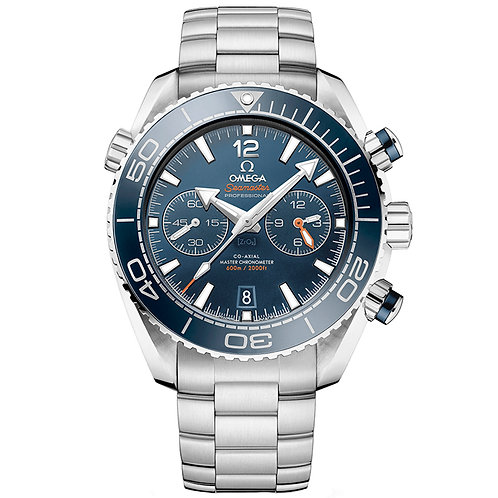 Omega Seamaster Planet Ocean 600M Co‑Axial Master Chronometer Chronograph 45,5 m