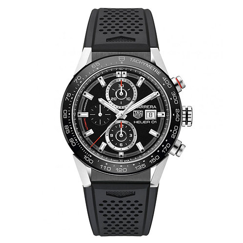 TAG Heuer Carrera Chronograph 43 mm CAR201Z.FT6046