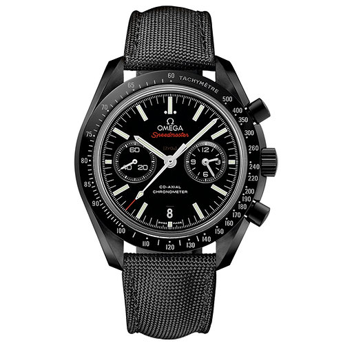 "Omega Speedmaster Moonwatch ""Dark Side of the Moon"" Co‑Axial Chronograph 44,25 m"
