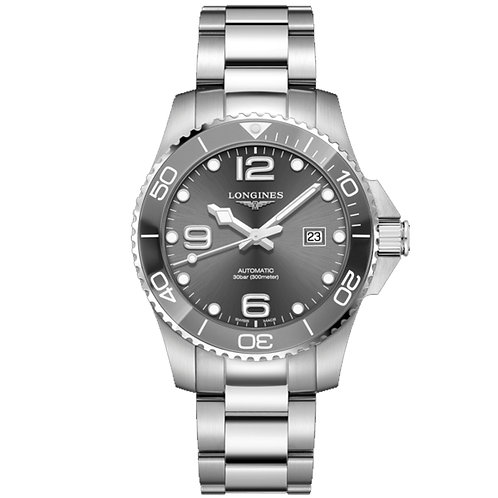 Longines HydroConquest gris 43 mm L37824766